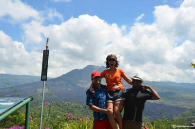 Mount Batur and us