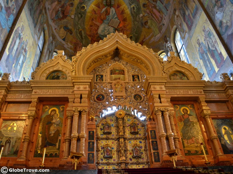 Church of the Savior on Blood in St. Petersburg