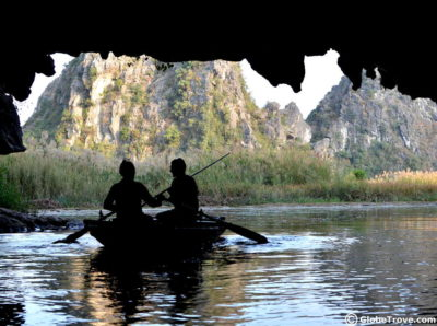 Van Long Nature Reserve in Ninh Binh Vietnam