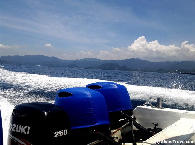 Bali to Gili Trawangan