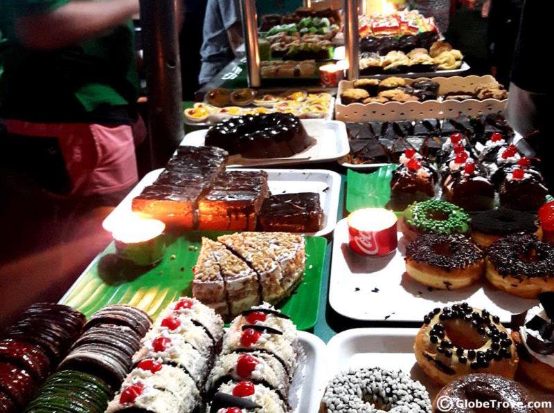 Places To Eat At On Gili Trawangan