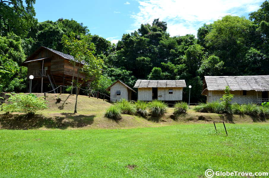 The Sabah museum