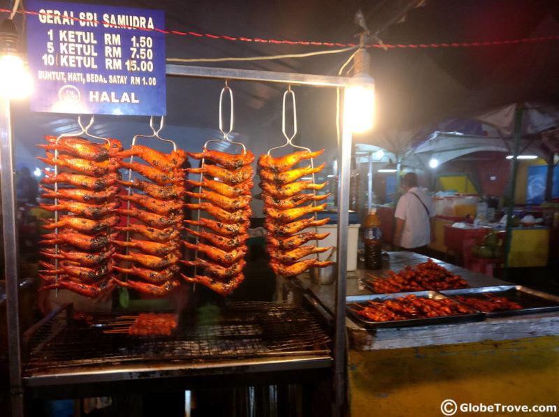Places to eat in Kota Kinabalu