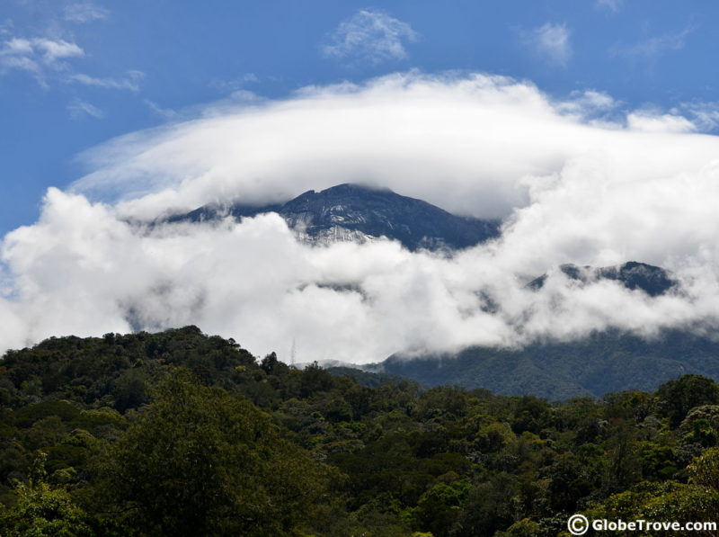 Kinabalu national park was an experience of a lifetime.
