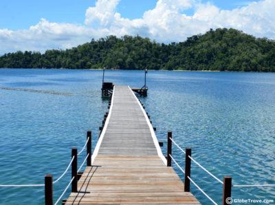 Itinerary in Kota Kinabalu