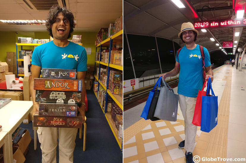 Board Games in Kuala Lumpur