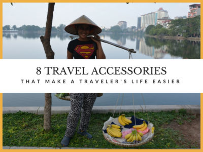 Accessories That Make A Traveler's Life Easier