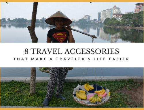 8 Accessories That Make A Traveler's Life Easier
