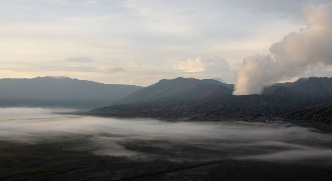 Indonesia Travel blog bromo