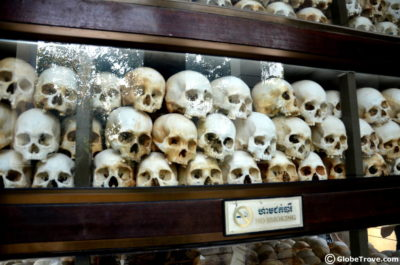 Killing fields of Cambodia