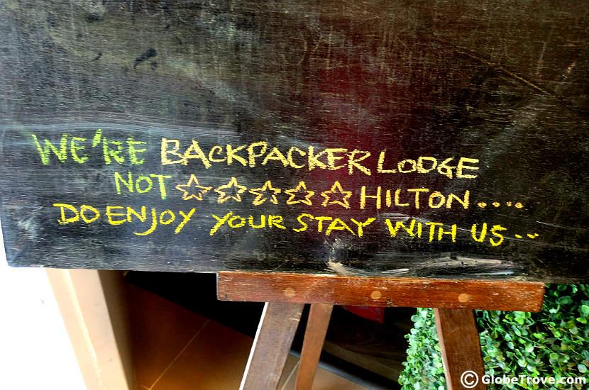 Masada Backpacker