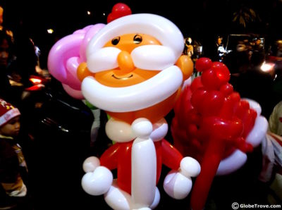 Christmas in South East Asia