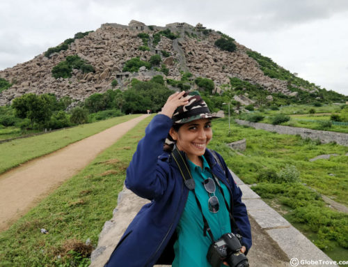 GINGEE FORT: The Troy Of The East