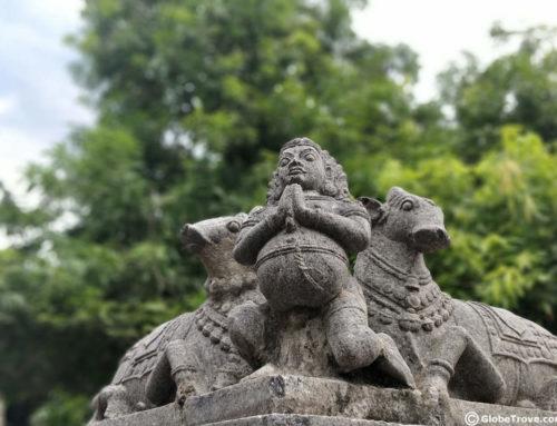 Wandering Through The Kanchipuram Temples
