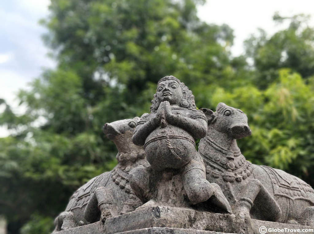 Wandering Through The Kanchipuram Temples