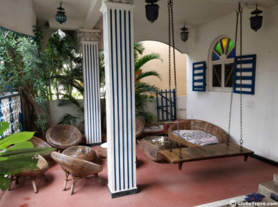 Places to stay in Pondicherry