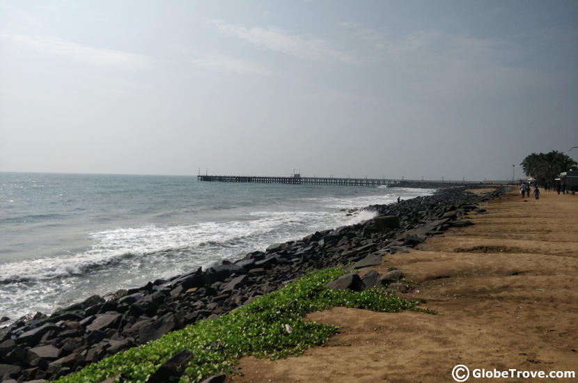 One of the places to visit near Bangalore is Pondicherry