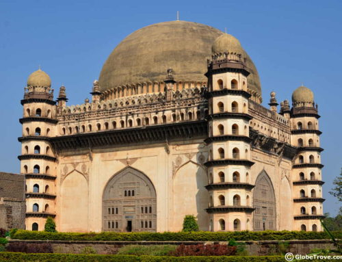 The Gol Gumbaz (A Walk Back In Time)