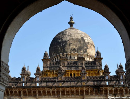 Ibrahim Rouza: A Part Of Bijapur Frozen In Time