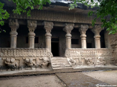 The Pandavleni caves