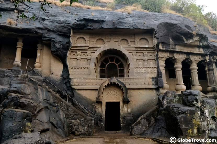 Pandavleni caves is one of the places to visit in Nashik that is on the outskirts of the city
