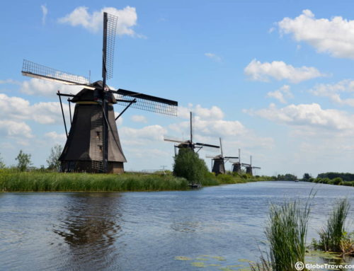 Exploring The Windmills At Kinderdijk