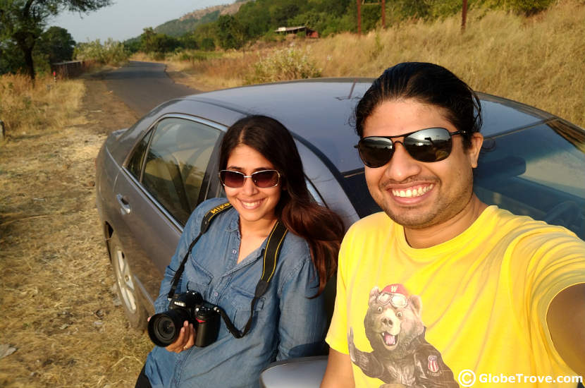 Day 1 of our Bangalore to Nashik road trip