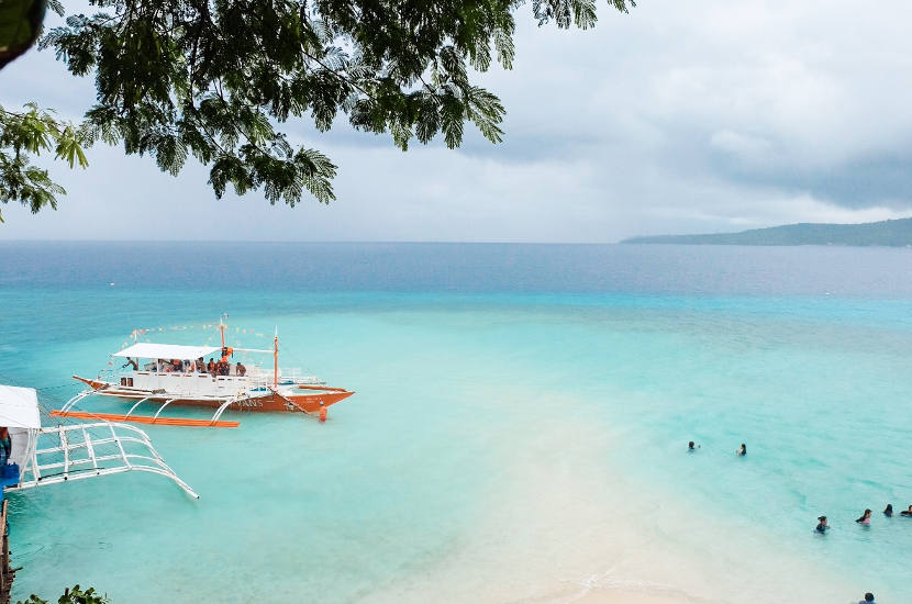 When asked about the best summer destinations in Asia, Janice chose Philippines.
