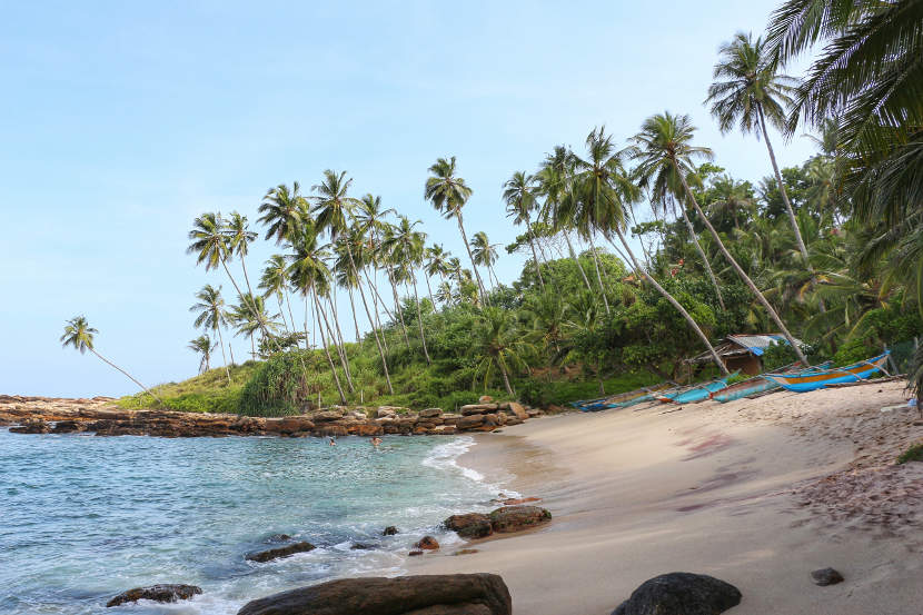 When asked about the best summer destinations in Asia, Zinara chose Sri Lanka.