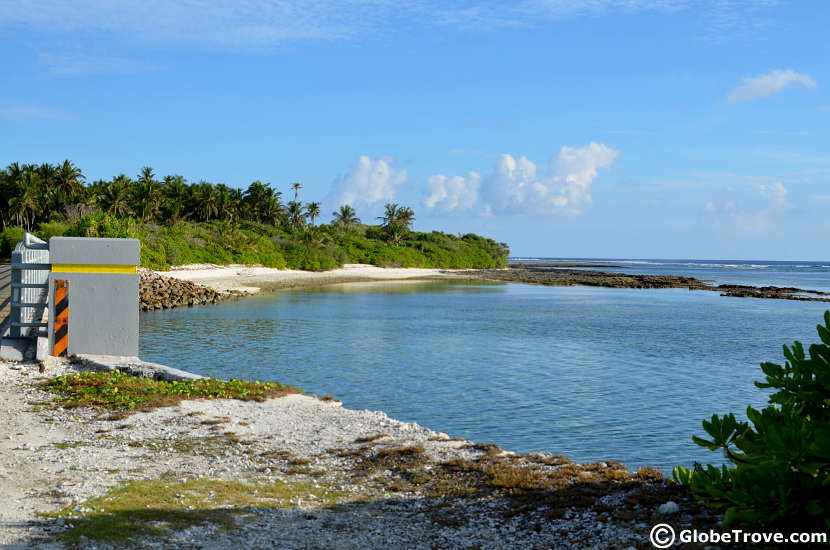 Exploring the things to do in Addu atoll means exploring the islands.
