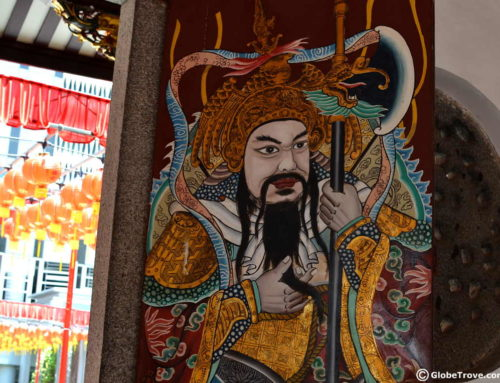 Singapore's Chinatown: Exploring Art, Culture And Food