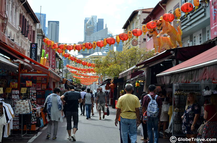 Things to do in Singapore on a shoestring Budget: Chinatown
