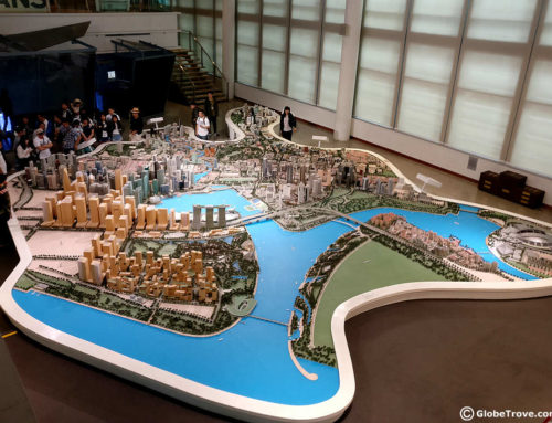 The Singapore City Gallery: Understanding How Singapore Evolved