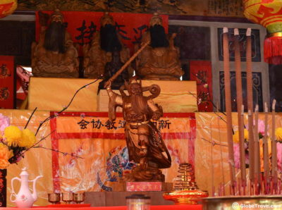 Temple of the heavenly Jade Emperor