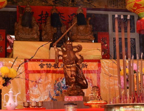 Exploring The Temple Of The Heavenly Jade Emperor In Singapore