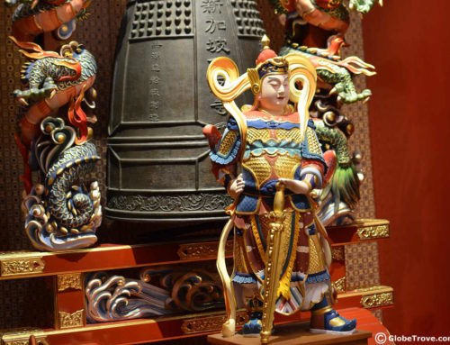 Singapore's Buddha Tooth Relic Temple and Museum