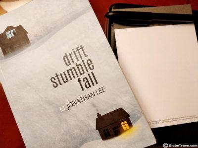 Drift Stumble Fall in M. Jonathan Lee