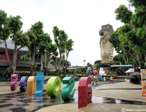 Sentosa Island In Singapore: Recreation And Fun