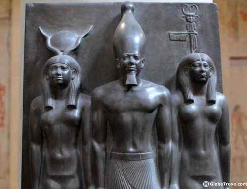 Egyptian Museum: Glancing Back At Ancient Egypt