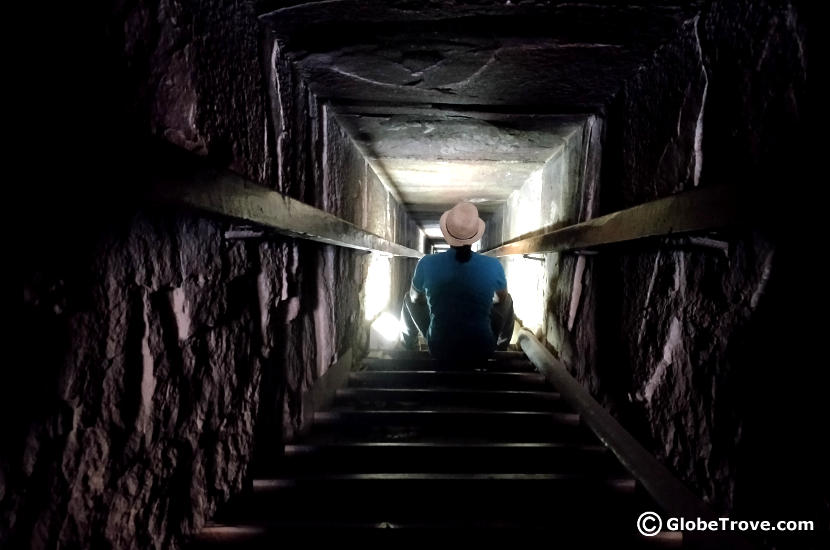 Inside the Red Pyramid