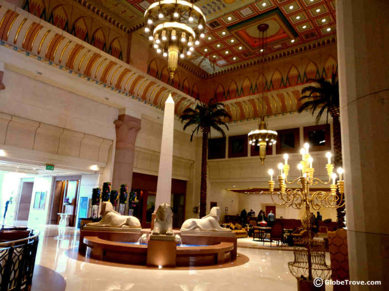Intercontinental City Stars hotel