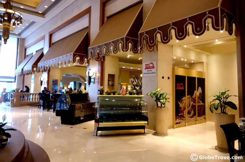 Intercontinental City Stars Breakfast joints