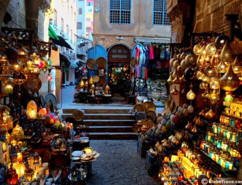 Khan El-Khalili: Sensory Overload In All The Right Ways