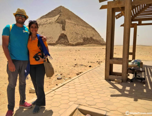 The Ancient Pyramids of Dahshur: Where Guides Seldom Go