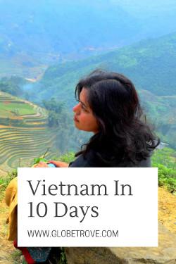 10 days in Vietnam: A Vietnam Travel Itinerary