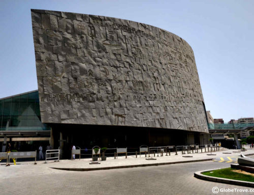 Bibliotheca Alexandria: Inside Egypt's Largest Library