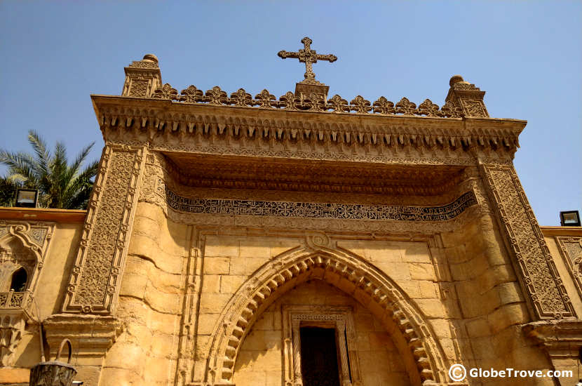 Coptic Cairo is a one of the amazing things to do in Cairo