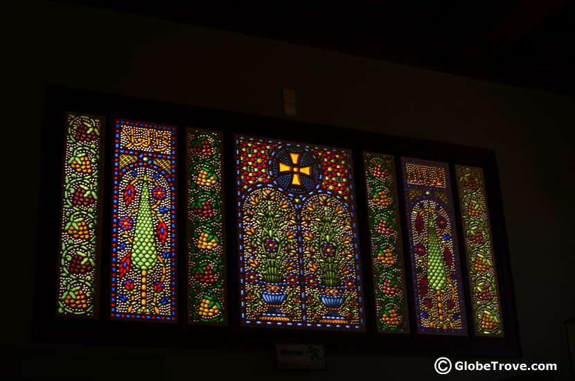 The Coptic Museum in Coptic Cairo