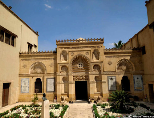 Exploring Coptic Cairo Without A Guide