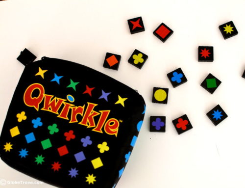 What Makes Qwirkle A Great Travel Board Game?